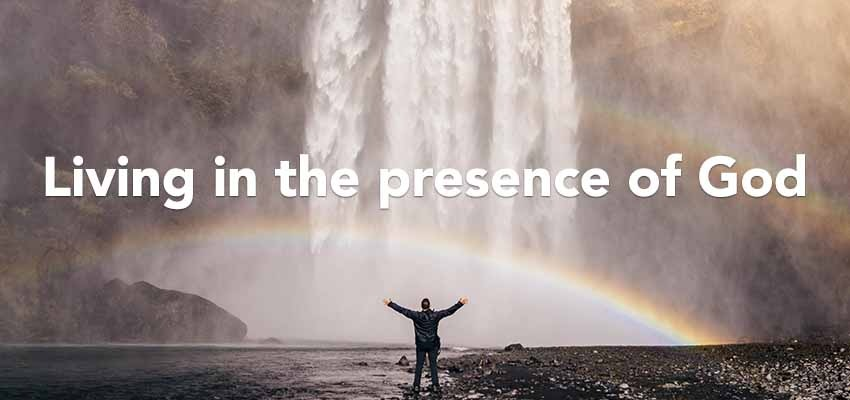 Living in the presence of God - Abraham Isac - Springs Of Life